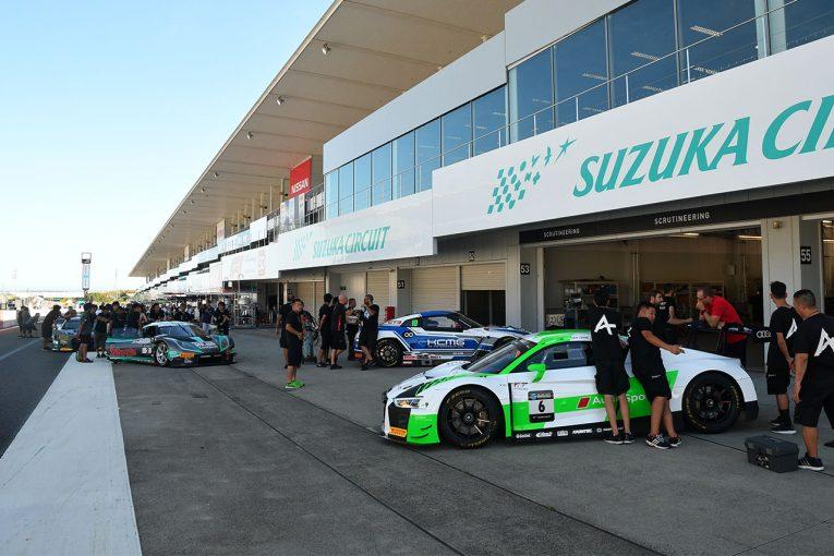 スーパーGT | 国内外の強豪が鈴鹿に集う。鈴鹿10時間へ向け世界のGT3カーが集結