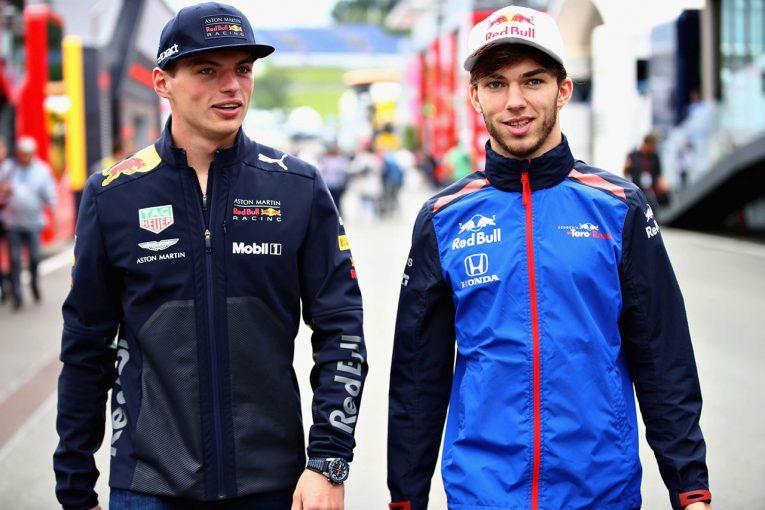 F1 | 目指すはF1タイトル獲得、優秀な若手ドライバーと技術陣を擁した2019年のレッドブル・ホンダ体制