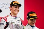 海外レース他 | FIA F2:チャンピオン争いはルーキー同士の戦いに。牧野と福住は苦戦/第8戦後ポイントランキング