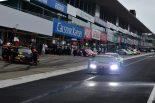 スーパーGT | 鈴鹿10時間開幕! 風雨のなかでの特別スポーツ走行は888号車メルセデスAMGがトップタイム
