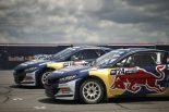 ラリー/WRC | GRC戦ったホンダ・シビック・クーペ、世界ラリークロス参戦プランが進行。年内の実戦復帰目指す