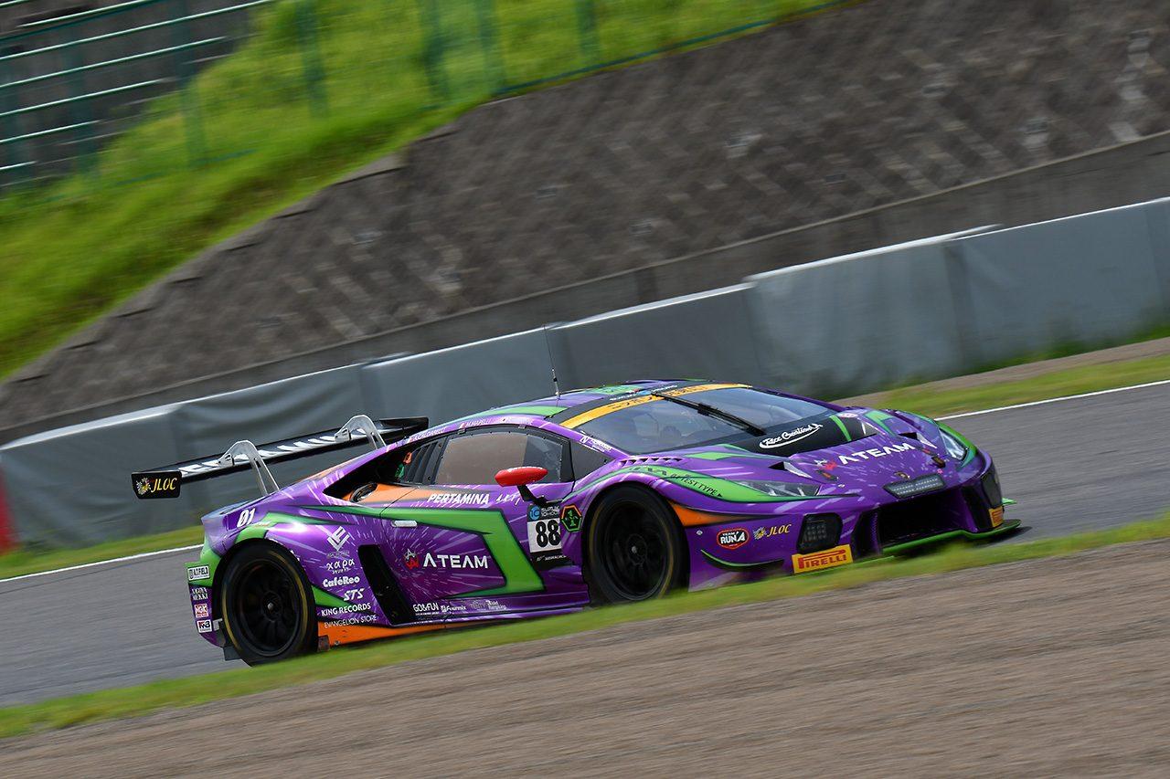 鈴鹿10時間:ペイド・プラクティスは28号車フェラーリが首位。23号車GT-Rが続く