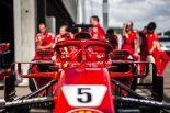 F1   メルセデスとフェラーリ、ともにベルギーでパワーユニットをアップグレードへ。降格ペナルティが発生する可能性も