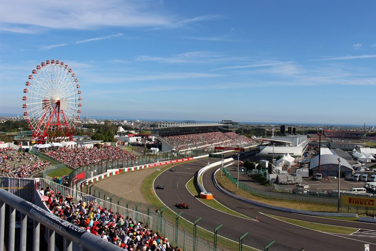 F1   F1日本グランプリ、開催契約延長に向けて大詰め。「来週にはいい報告をできると思う」