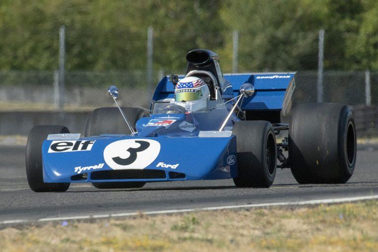 F1   鈴鹿サウンド・オブ・エンジンで初開催のヒストリックF1、参戦車両第1弾発表。ティレル002など5台