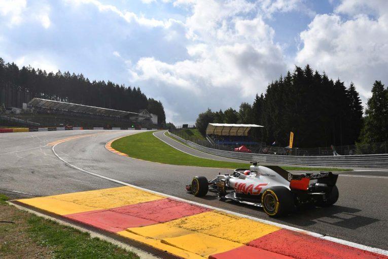 F1 | 【タイム結果】F1第13戦ベルギーGP フリー走行1回目