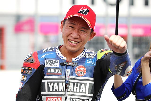 MotoGP   ヤマハ中須賀「怪我を利用して違う走りを」。もてぎ戦で逆境のなか見せた驚異の適応能力
