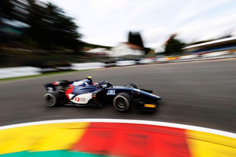 海外レース他 | 【順位結果】FIA F2第9戦ベルギー予選