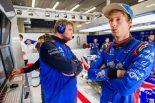 F1 | ハートレー「ペース不足だが、トップ10までは僅差。なんとか明日には近づきたい」:トロロッソ・ホンダ F1ベルギーGP金曜