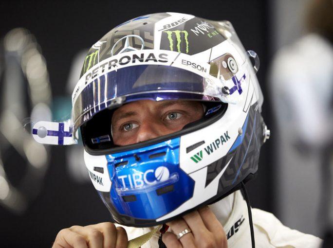 F1 | ボッタス、パワーユニット交換で後方グリッドへ降格「新エンジンは好調。決勝で順位を上げていけるはず」:F1ベルギーGP金曜