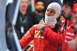 F1 | ベッテル「雨を恐れてはいない。降ったら弱点を克服できたどうかを確認できる」:F1ベルギーGP金曜