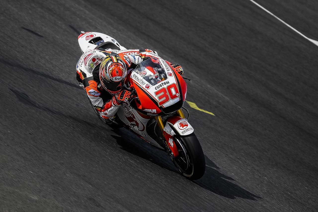 MotoGP:11番手タイムの中上「FP2はとてもいいセッションになった」。トップ10に入り予選Q2を目指す