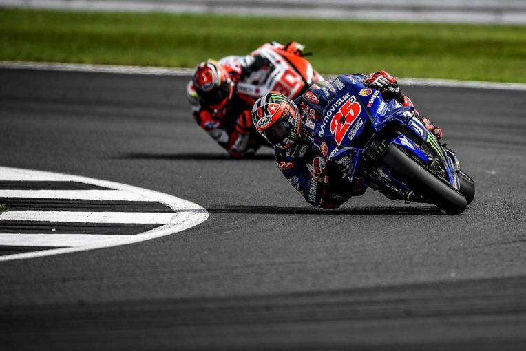 MotoGP | 【タイム結果】2018MotoGP第12戦イギリスGPフリー走行3回目