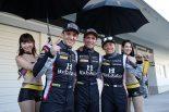 スーパーGT | 記念すべき鈴鹿10時間初のポールポジションは吉田組ハブオートのフェラーリが獲得!