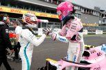 2018年F1第13戦ベルギーGP エステバン・オコンが予選3番手