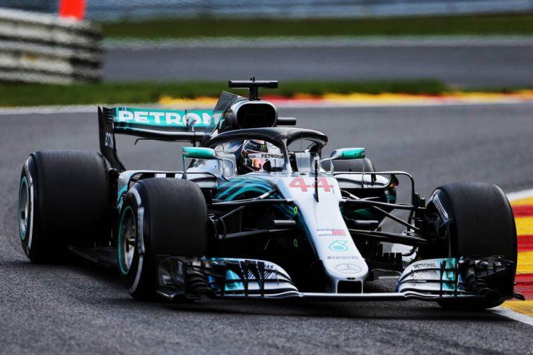 F1 | 【動画】F1第13戦ベルギーGP予選ハイライト