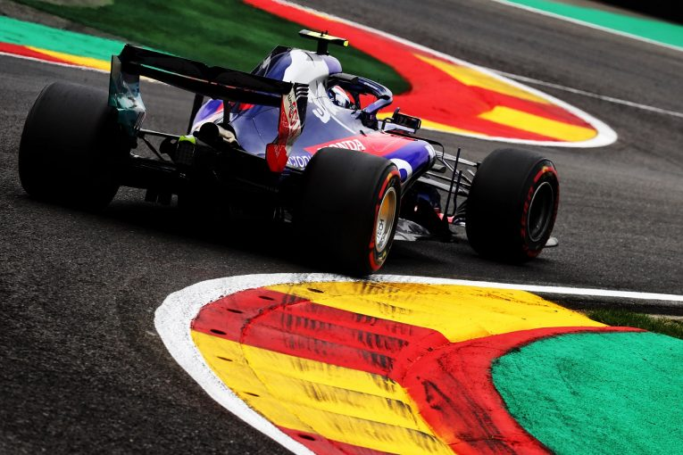 F1 | トロロッソ「予選のプランが奏功し、11番手&12番手の好結果を達成」:F1ベルギーGP土曜