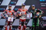 MotoGP | MotoGP:ロレンソ、ドゥカティはウエットで「とても戦闘力がある」/イギリスGP予選トップ3コメント