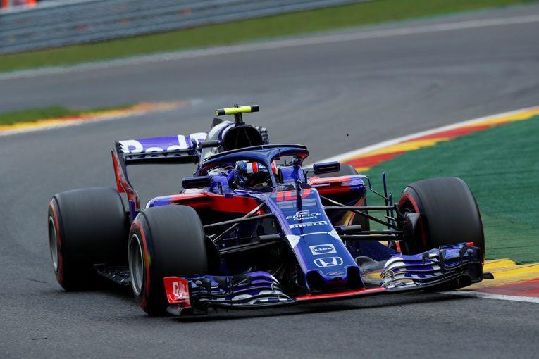 F1 | トロロッソ・ホンダF1密着:ライバルのトラブルがあったとはいえ、期待以上の予選結果に
