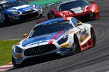 スーパーGT | 鈴鹿10時間:888号車メルセデスが首位をキープ。上位は僅差の争い