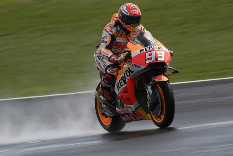 MotoGP | MotoGPイギリスGPの決勝スタート時間が変更。天候悪化と安全面への考慮のため