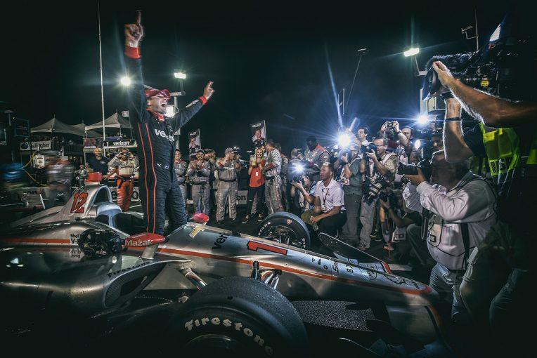 海外レース他   インディ第15戦:パワーが3勝目でチャンピオン争いに肉迫。ホンダは7年ぶりのタイトル決定