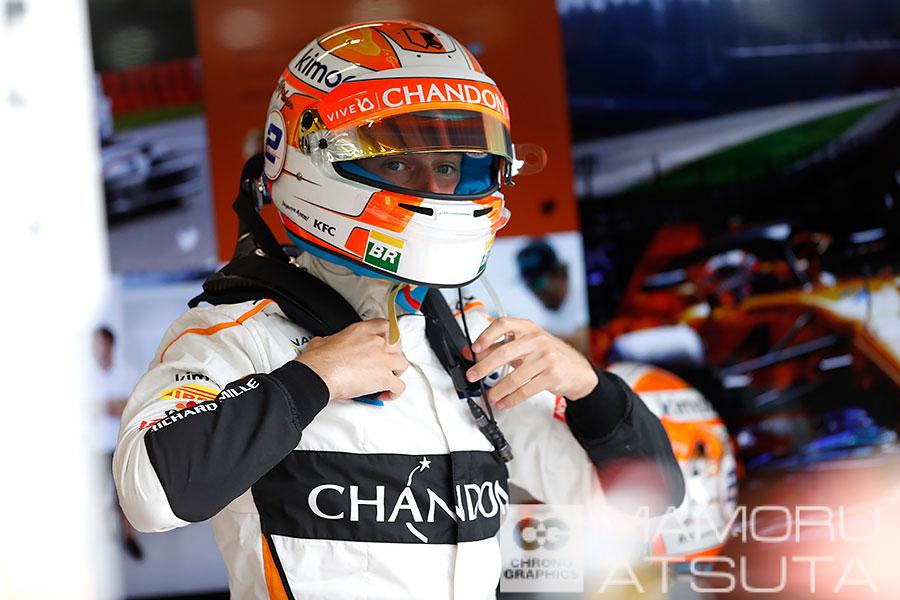 【ブログ】Shots!F1第13戦ベルギーGP 1回目