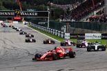 F1 | 【順位結果】F1第13戦ベルギーGP決勝