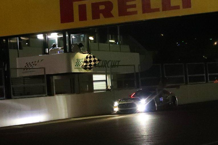 スーパーGT | 【順位結果】鈴鹿10時間耐久レース 決勝結果