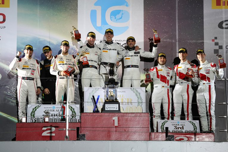 スーパーGT | 鈴鹿10時間:レースを最も盛り上げたチームに100万円。今年もその他各賞金多数