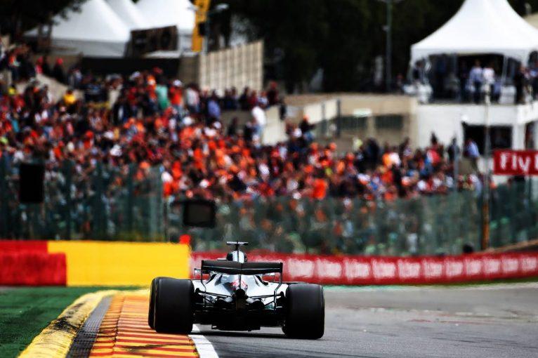 F1 | 【ポイントランキング】F1第13戦ベルギーGP終了時点