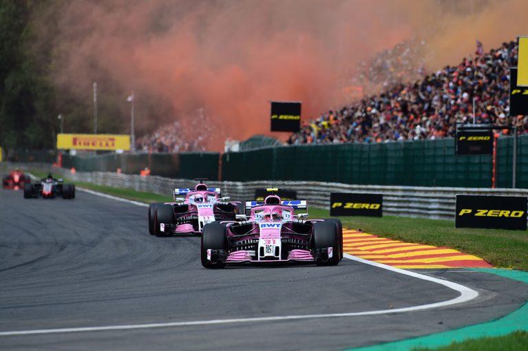 F1 | 【動画】F1第13戦ベルギーGP決勝ハイライト