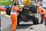 F1 | ヒュルケンベルグ「判断をミスしてフロントがロックしてしまった」:ルノー F1ベルギーGP日曜