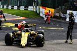 F1 | ヒュルケンベルグが意気消沈「自分のミスでひどい事故を引き起こしてしまった」