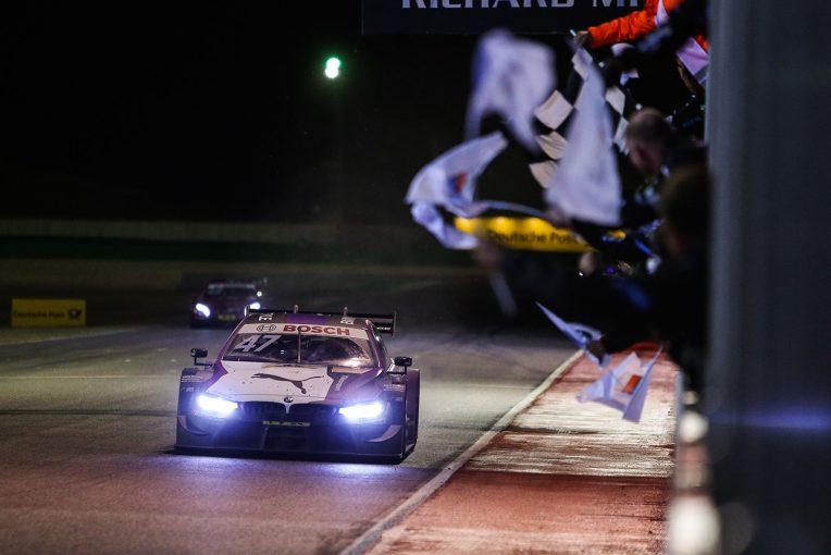 海外レース他   DTM第14戦:ミサノの気まぐれな女神がルーキーに初勝利をもたらす。鉄人ザナルディも上位に