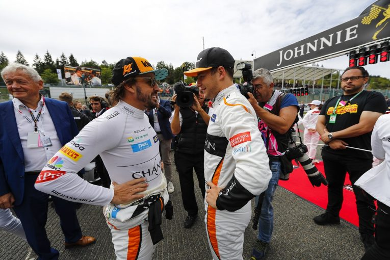 F1 | バンドーン、パワーユニットを全交換「あらゆることを試したけれど、効果なし。全然速さがなかった」:F1ベルギーGP日曜