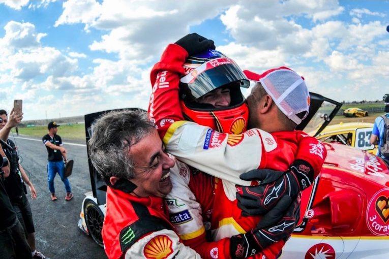 海外レース他 | バリチェロら元F1ドライバーが多数参戦のSCB。第7戦でリカルド・ゾンタが2018年初勝利