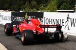 F1 | ライコネン、多重クラッシュに巻き込まれ、続行不可能に「予選結果が悪かったからこういうことになった」:F1ベルギーGP日曜