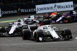 F1 | エリクソン「スタート直後の混乱をうまく避け、1ポイントをつかんだ」:F1ベルギーGP日曜