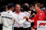 F1 | F1第13戦ベルギーGP決勝トップ10ドライバーコメント