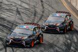 ラリー/WRC | 世界ラリークロス:ルノー・メガーヌRS RX使うGCコンペティション、シーズン後半戦へ体制変更