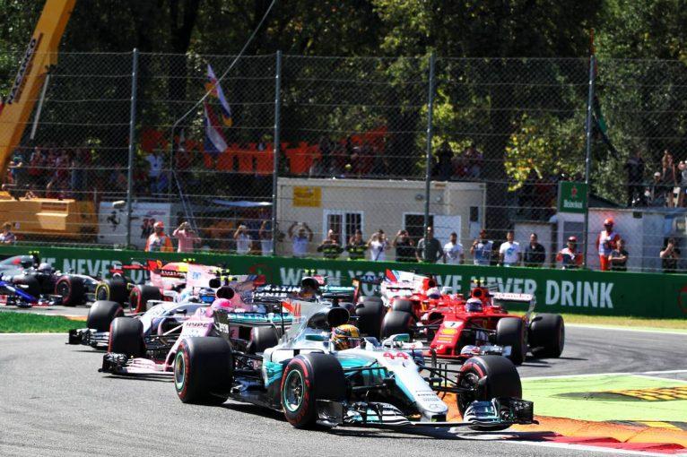 F1 | F1第14戦イタリアGP全20人のタイヤ選択:トロロッソ・ホンダはふたりで戦略を分ける