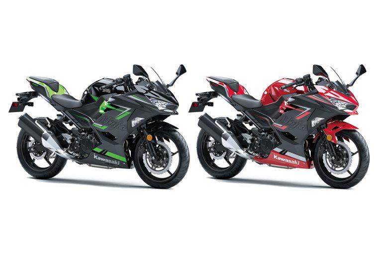 MotoGP | カワサキのニンジャ400、2019年モデルがカラーとグラフィックを変更して10月1日に発売