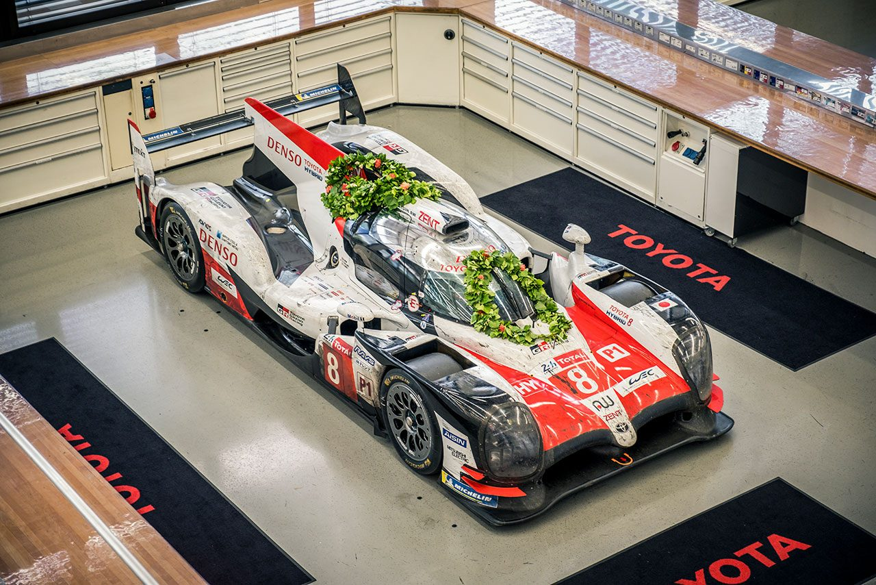 WEC富士プレビュー:レーシングカー技術の頂点。トヨタTS050はハイブリッド耐久マシンの最高傑作
