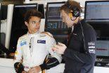 F1 | 「アロンソと自分を比較するいいチャンス」。マクラーレンF1のノリス、イタリアFP1で再登場