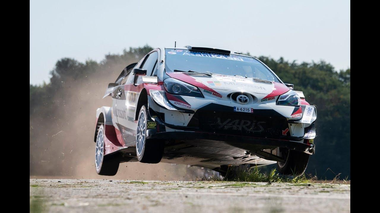ラリー/WRC | 【動画】2018年WRC世界ラリー選手権第9戦ドイチェランド ダイジェスト