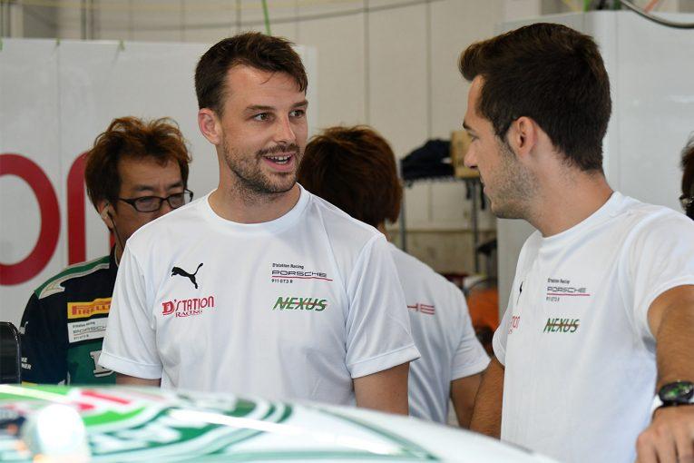 スーパーGT   ル・マン24時間ウイナーのバンバーが語る鈴鹿10時間「日本チームももっと速くなる」