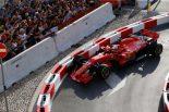 F1 | 【動画】ベッテルがフェラーリSF71Hのデモ走行でクラッシュ