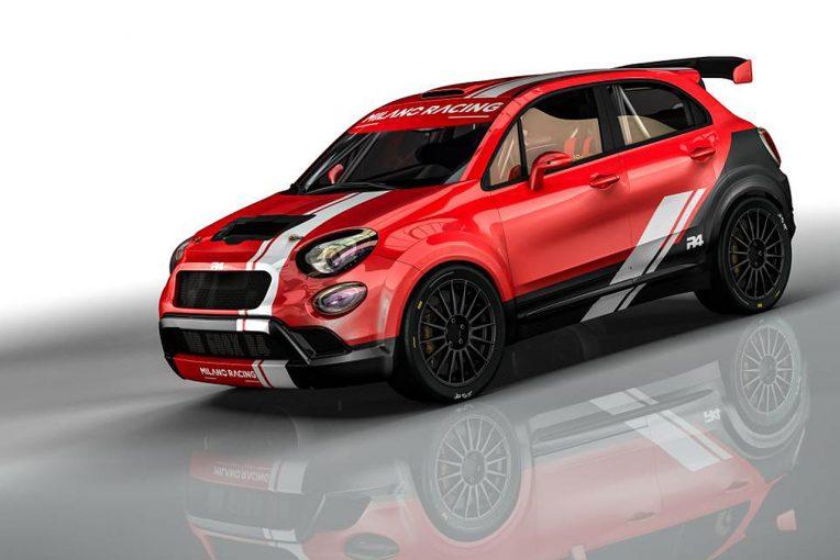 ラリー/WRC | オレカが開発するラリー向けキットのR4、フランスで認証取得。フィアットR4開発プランも