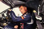 ラリー/WRC | セバスチャン・ローブ、プジョーのフランス戦事前テスト参加。「娘はラリークロスがお気に入り」